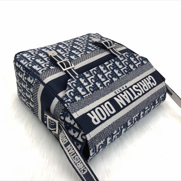 c5b4d02a4 Dior Bags   Oblique Camp Messenger Bag   Poshmark